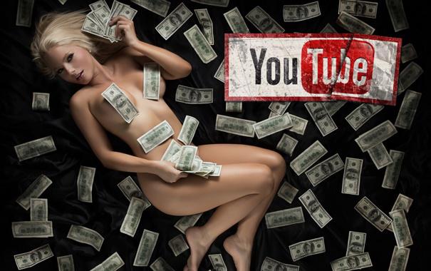 Заработок на youtube вместе с obmenka