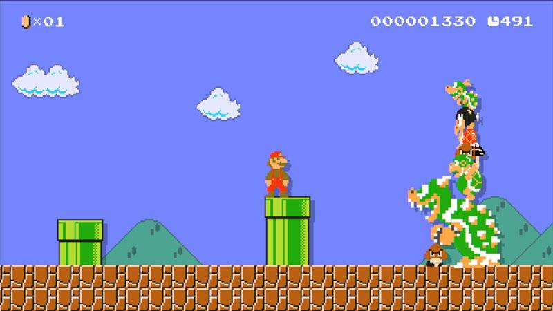 Super Mario in obmenka,kz