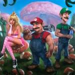 Легендарная игра — Super Mario