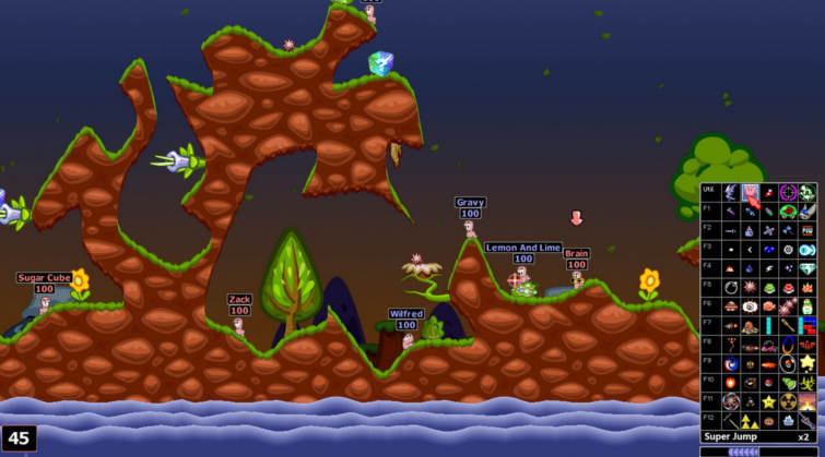 worms_video_games_party_by_tacdrol
